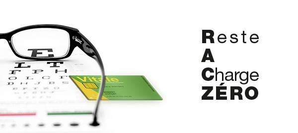 RAC zero optique