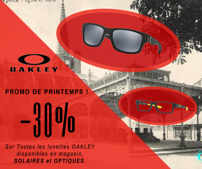 Read more about the article Promo Oakley