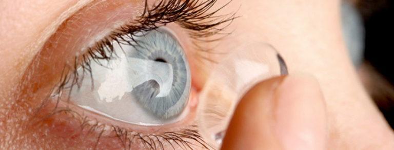 Entretenir ses lentilles de contact
