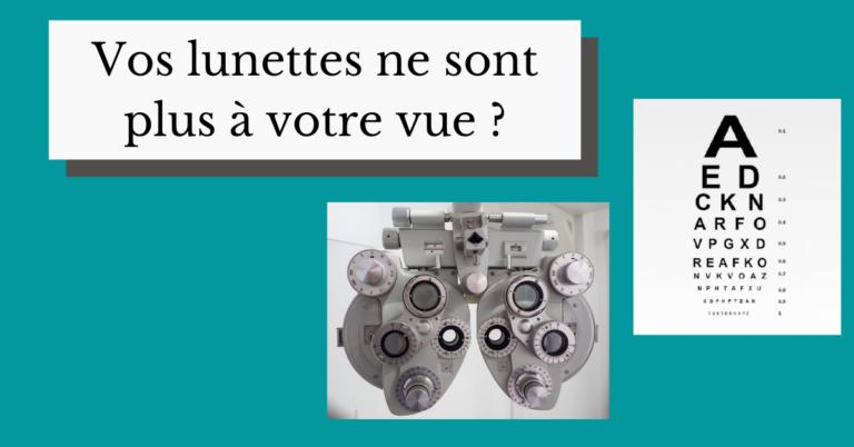 Read more about the article Guide pour le renouvellement de vos lunettes